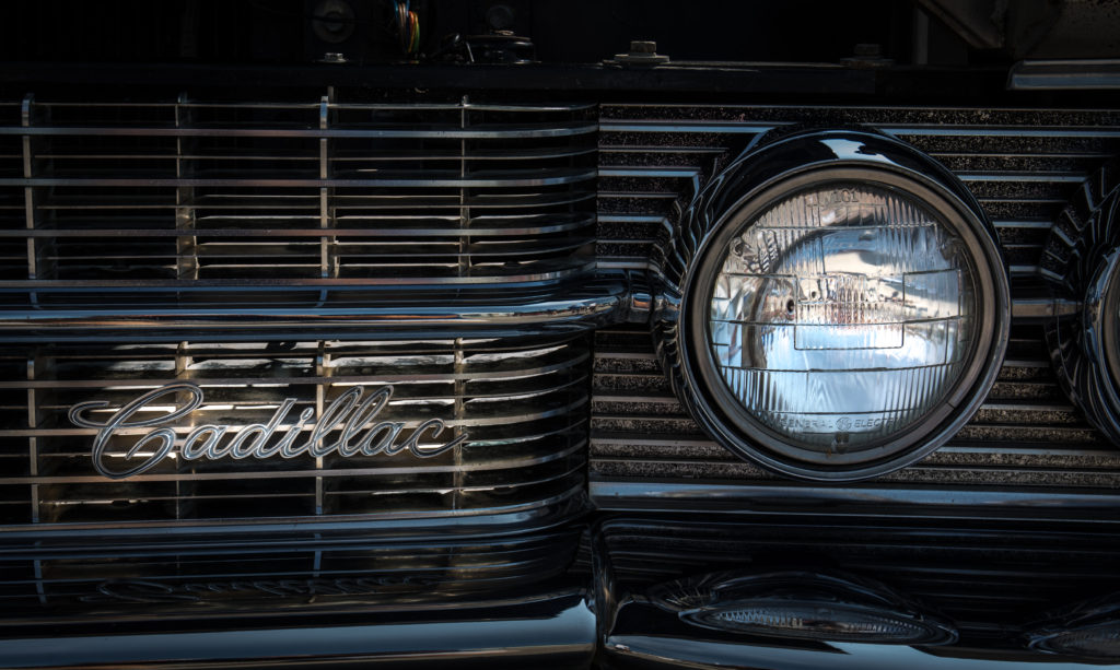 Cadillac grille (1 of 1)