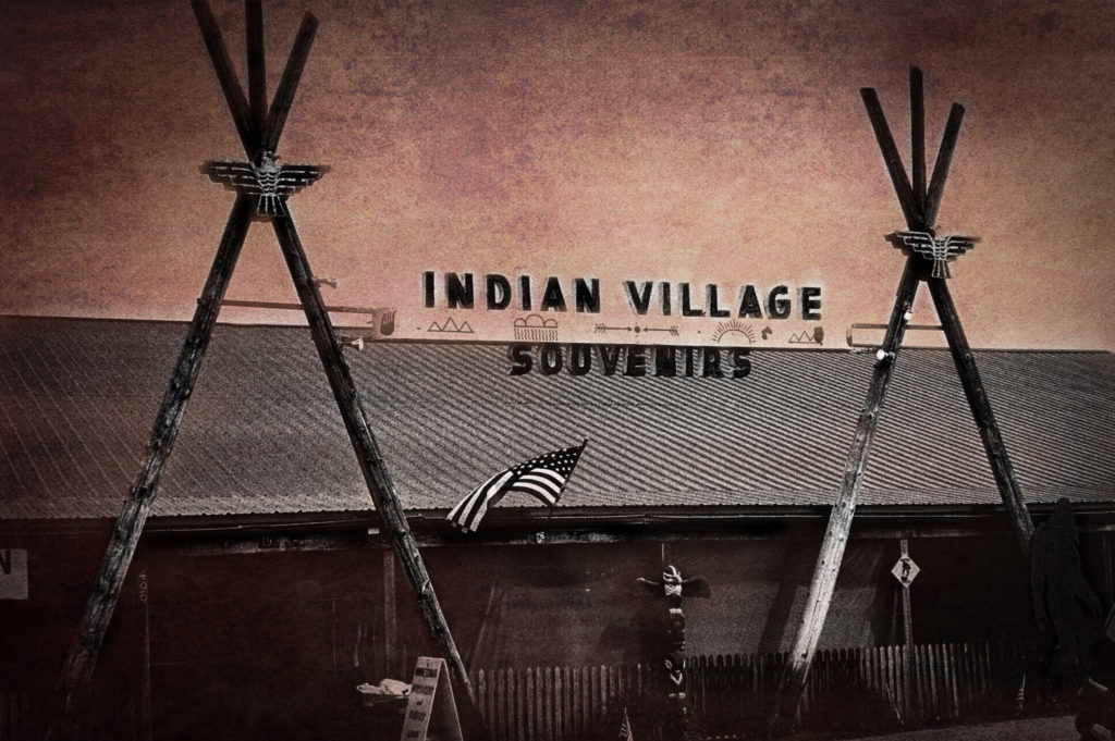 Indian Village (1 of 1)