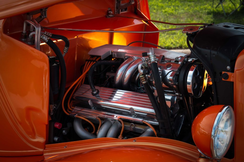 hot rod engine (1 of 1)